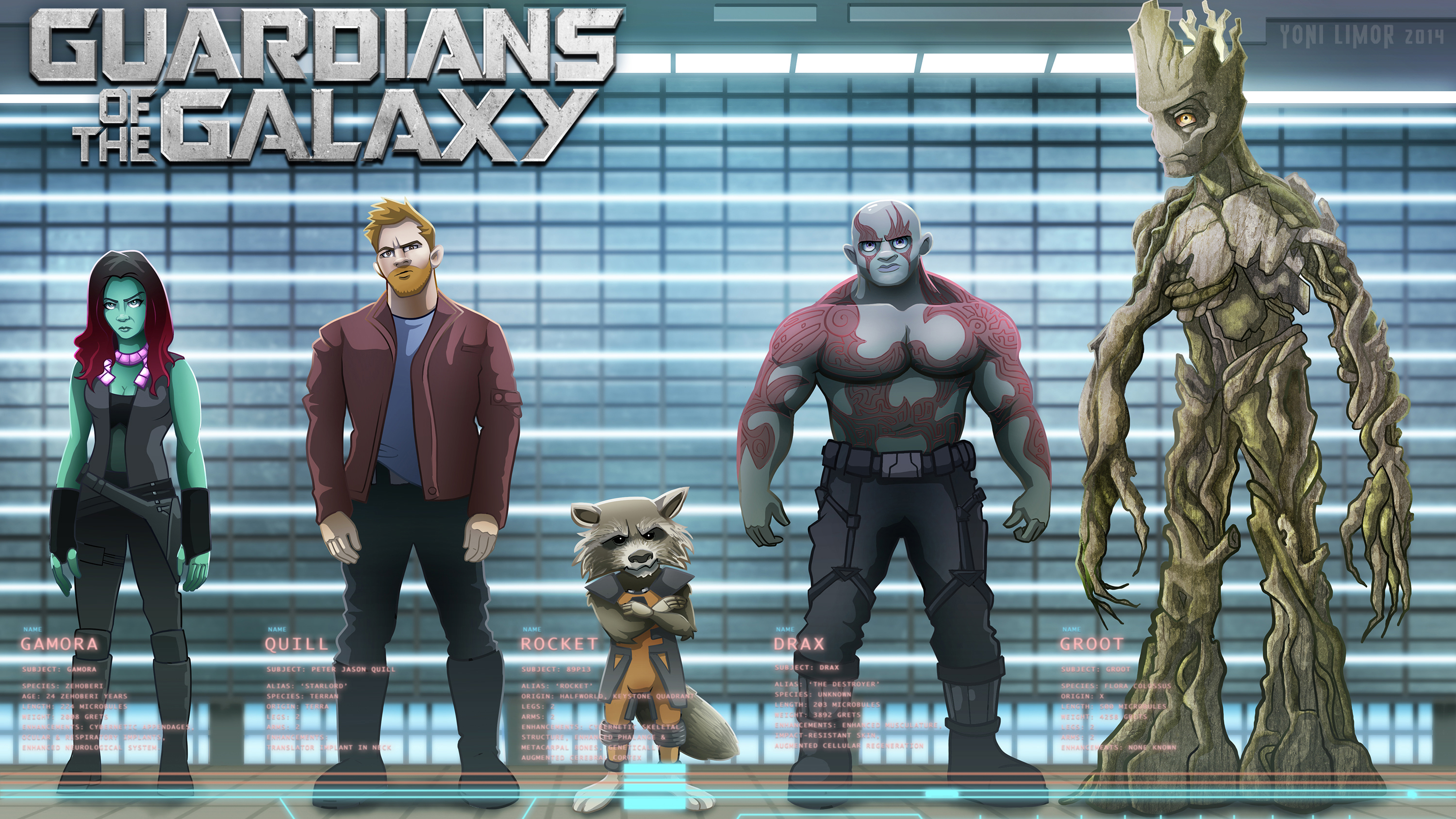 Guardians of The Galaxy_yonilimor