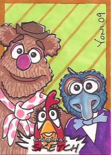 muppets- fozzie